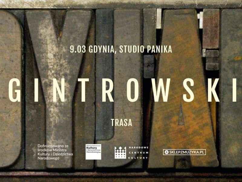 Dyjak Gintrowski Studio panika