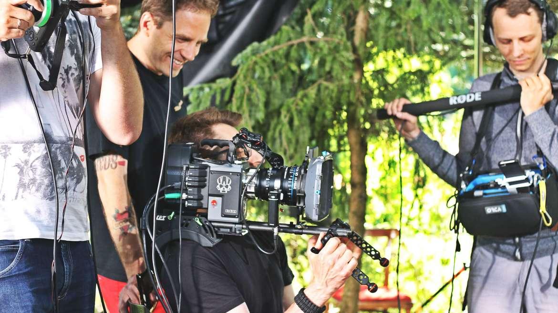 Studio Filmowe Panika robi filmy także w plenerze i u klienta